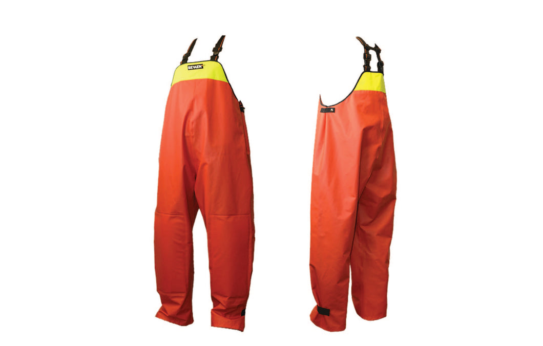 Sevaen D4500 Downrigger Basic Bib Pants