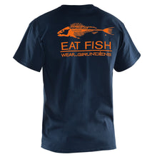 Load image into Gallery viewer, Grundens Eat Fish T-Shirt