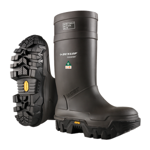 Dunlop Explorer Thermo+ Full Safety Boot With Vibram Sole