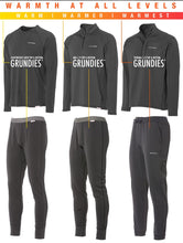 Load image into Gallery viewer, Grundens Grundies Thermal 1/4 Zip Top