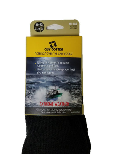 Guy Cotten Iceberg Socks