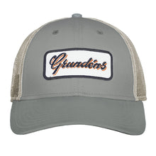 Load image into Gallery viewer, Grundens Original Script Trucker Hat