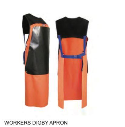 Sevaen Workers Digby Apron