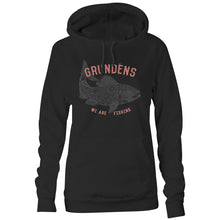 Load image into Gallery viewer, Grundens Women's Henna Hoodie
