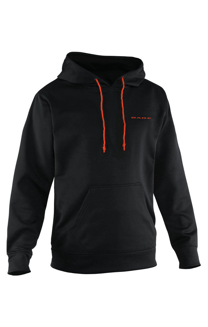 Grundens Fogbow Poly Tech Hooded Sweatshirt