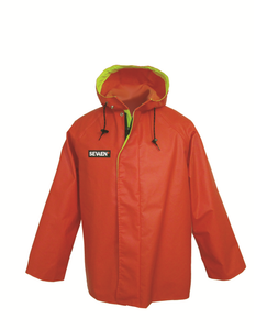Sevaen D5103 Downrigger Basic Zippered Jacket