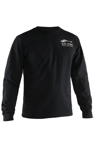 Grundens Eat Fish Long Sleeve T-Shirt