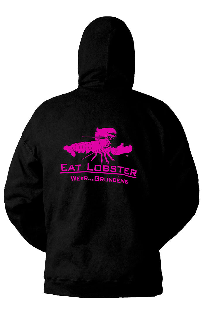 Grundens Women's Eat Lobster Hooded Sweatshirt