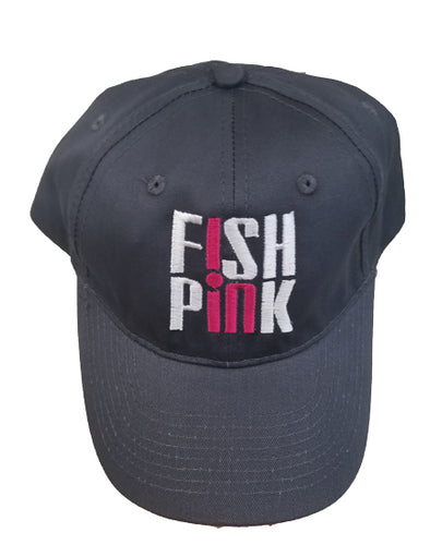 Guy Cotten Fish Pink Hat