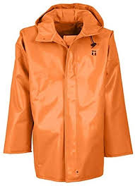 Guy Cotten Menfall Jacket With Snap Closure