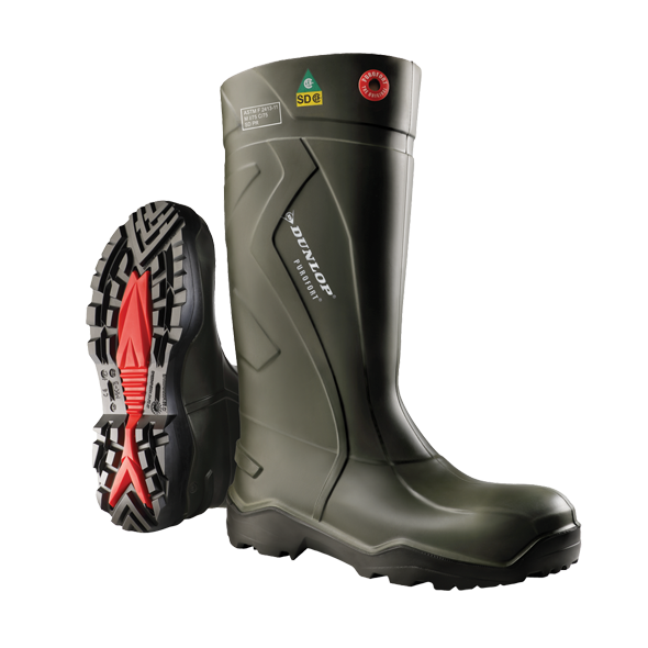 Dunlop Purofort+ Full Safety Boot #E762943