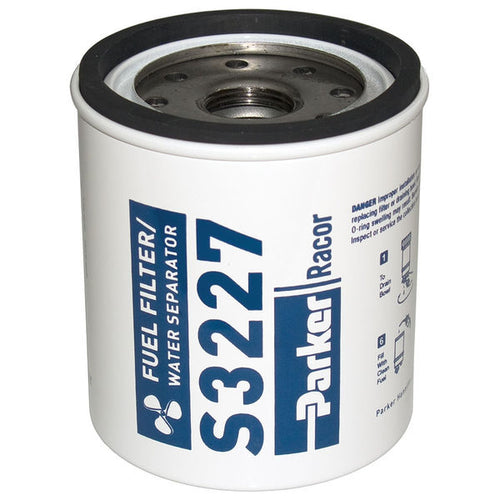 S3227 Racor Spin-On Fuel Filter/Water Separator Replacement Cartridge Filter