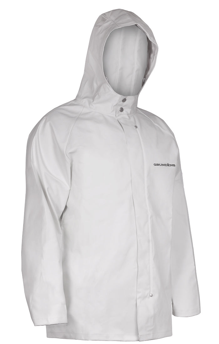 Grundens Shoreman Hooded Commercial Fishing Jacket 300