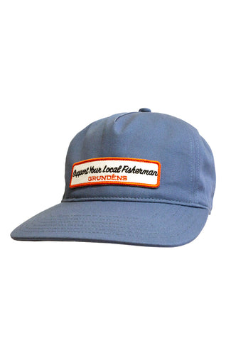 50153 Grundens Support Your Local Fisherman Hat