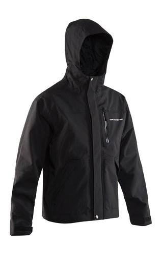 Grundens Weather-Boss Hooded Foul Weather Workwear Jacket