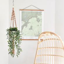 "Load image into Gallery viewer, Handmade ""Betty"" Macrame Plant Hanger"