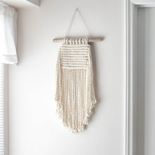 Load image into Gallery viewer, Handmade Midi Macrame Wall Hanging