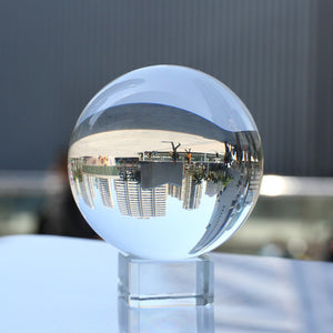 Crystal Ball Lens For Beautiful Photography - Trendings