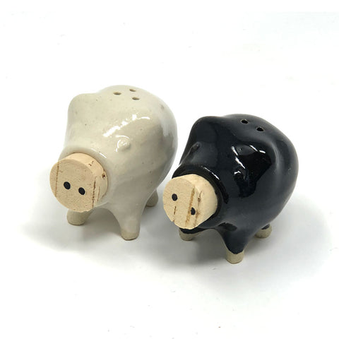 Salt & Pepper Pigs