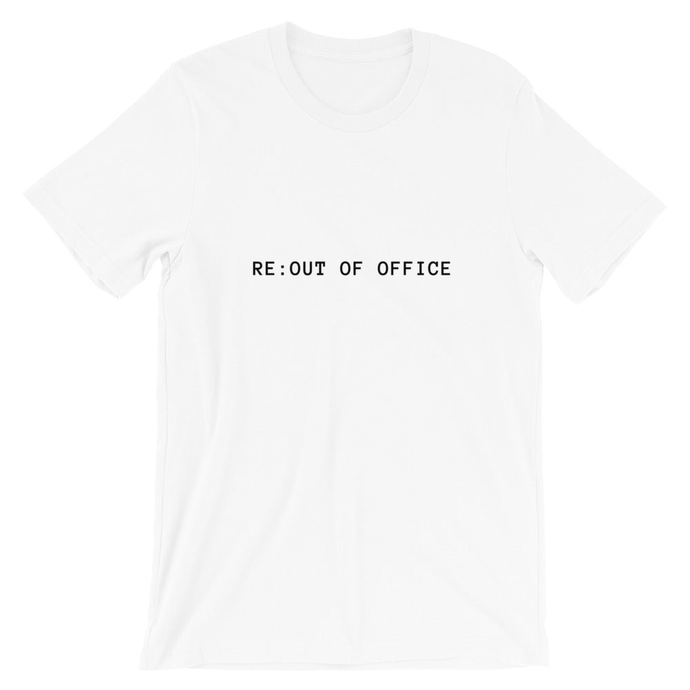 Re: Out of Office