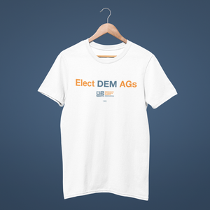 Elect Dem AGs T-Shirt