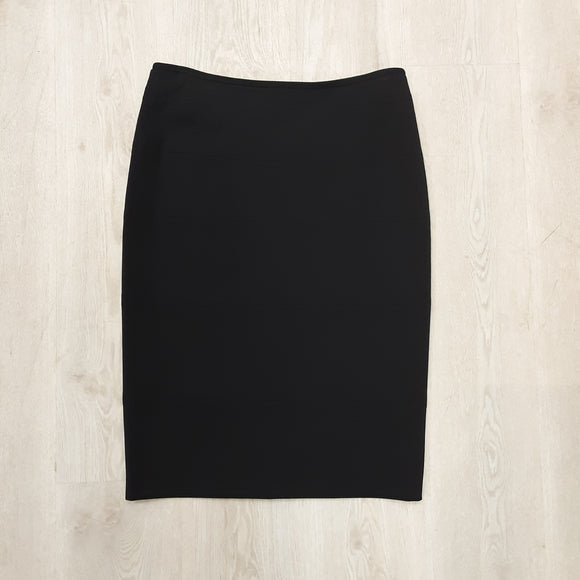Escada Zip Skirt