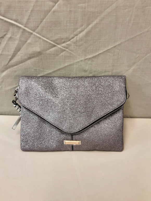 New Ladies Purple River Island Clutch Bag
