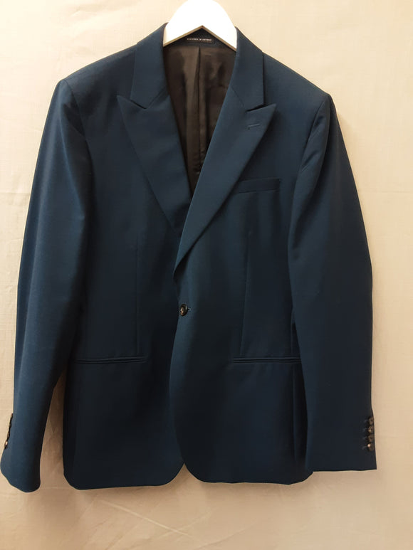 Mens blue Reiss jacket / blazer size 40'' chest - H70