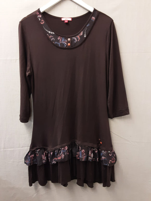 Joe Browns blouse in excellent condition size 14 - H70