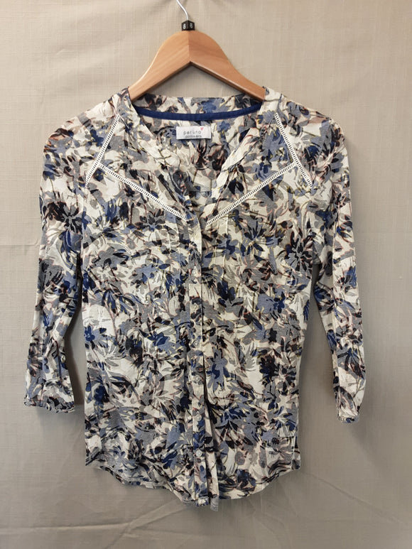 LAdies Per Una Blouse size 8