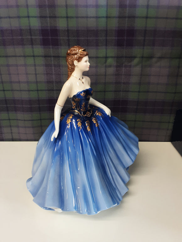 Abigail HN4824 Royal Doulton Compton & Woodhouse CW762 Lady of the Year Series F