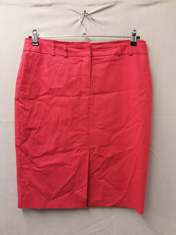 Ladies Your Sixth Sense Pink Skirt Size 16