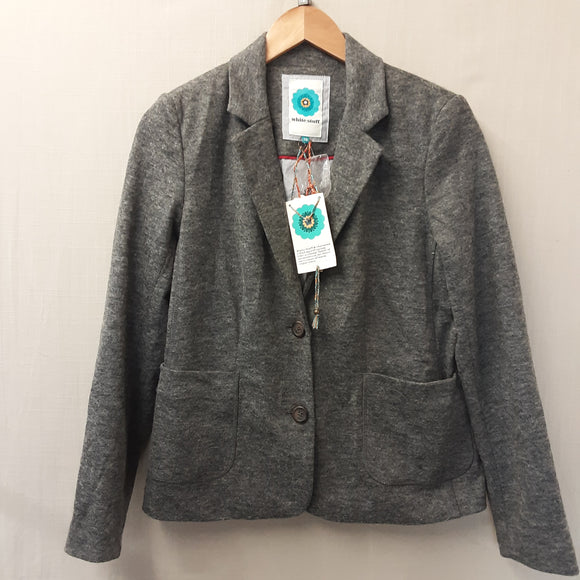 BNWT White Stuff Grey Ladies Jacket Size 12