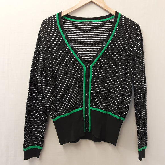 Ladies Linea Cardigan Size L
