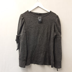 BNWT Grey Next Jumper Size 16