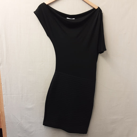 Black Reiss Dress Size 8