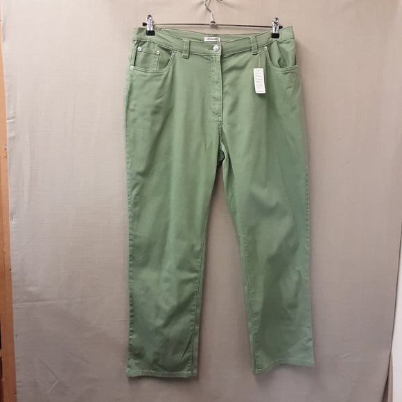 BNWT Green Damart Trousers Size 20