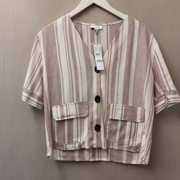 BNWT Ladies TopShop Blouse Size 12