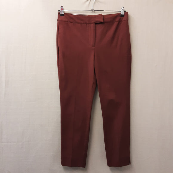 Brown Next Trousers Size 12