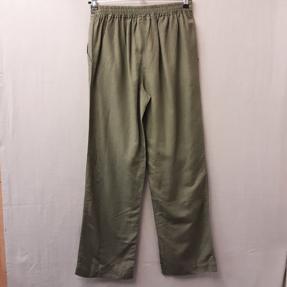 BNWT Green Anthology Linen Trousers Size 12