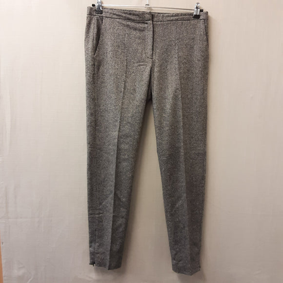 Grey Wool French Connection Trousers Size 12