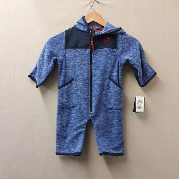BNWT Blue RBX Kids All-In-One Size 18M