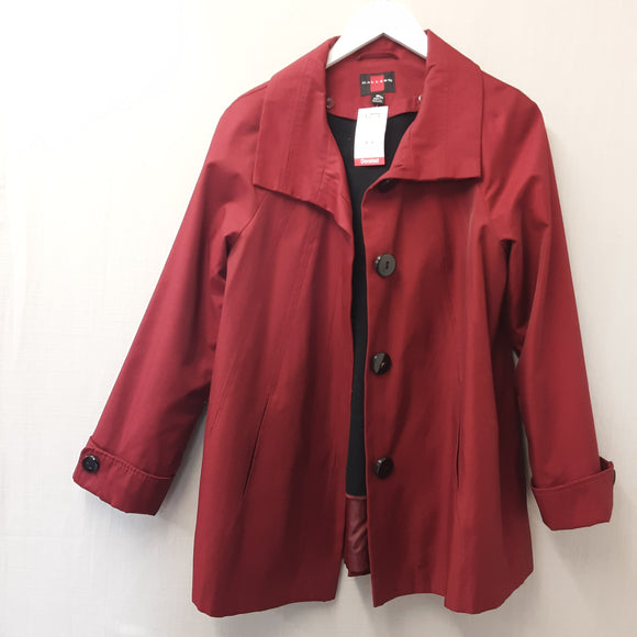 Red Gallery Jacket Size M