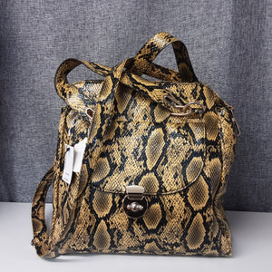BNWT Animal Print Warehouse Handbag