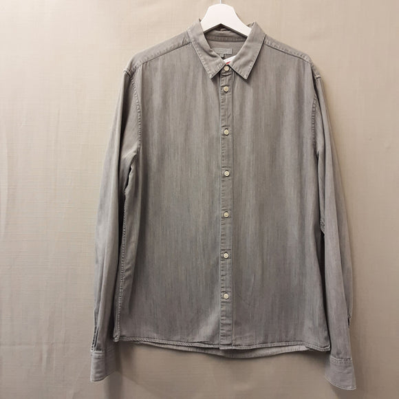 Grey Cos Shirt Size L
