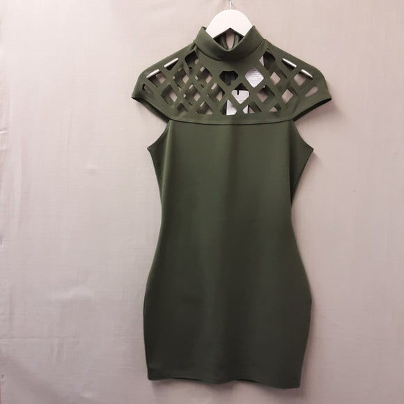 BNWT Green Edge Clothing Dress Size 12
