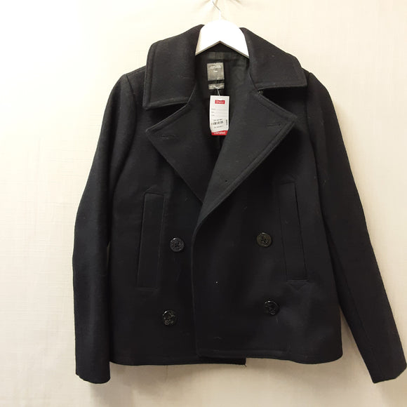 Black Gap Coat Size XS