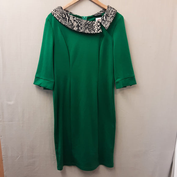 Green Myleene Klass Dress Size 16
