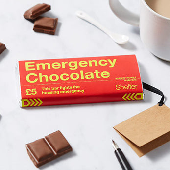 £5 Emergency chocolate bar
