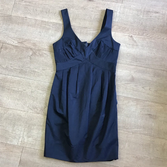 All Saints Black Dress With Pockets Size 10